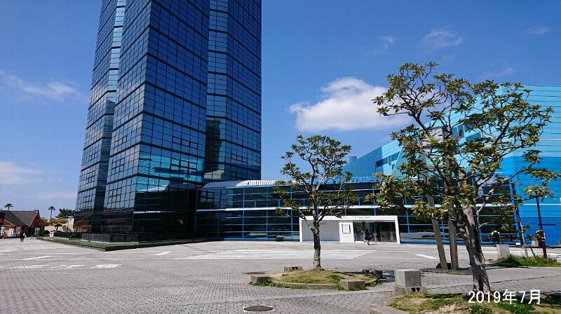 左acapera福岡タワー